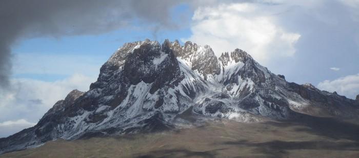 montagne en Afrique de l'est