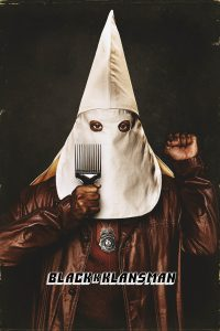 "Affiche du film ""BlacKkKlansman"""