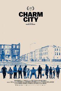 """Affiche du film """"Charm City"""""""