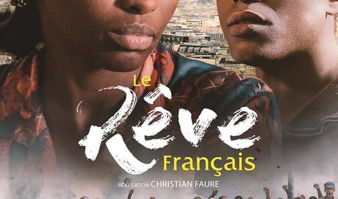 """Affiche du film """"Le Rêve français"""""""