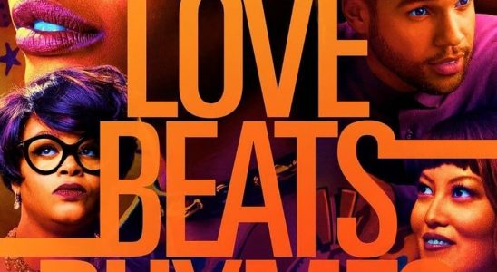"Affiche du film ""Love Beats Rhymes"""