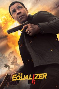 "Affiche du film ""The Equalizer 2"""