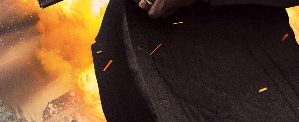 """Affiche du film """"The Equalizer 2"""""""