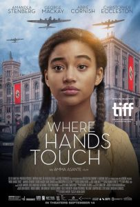 "Affiche du film ""Where Hands Touch"""