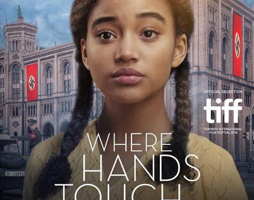 "Affiche du film ""Where Hands Touch"""