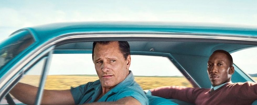 "Affiche du film ""Green Book"""