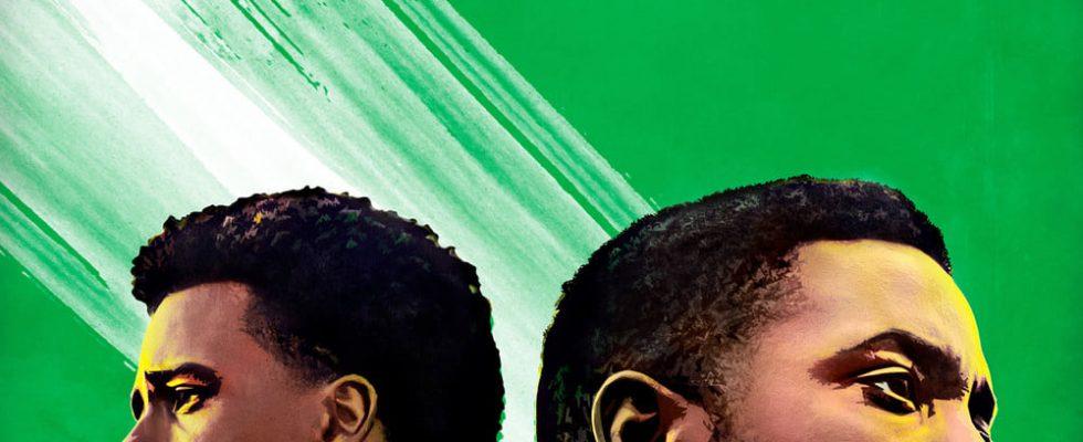 "Affiche du film ""Nigerian Prince"""