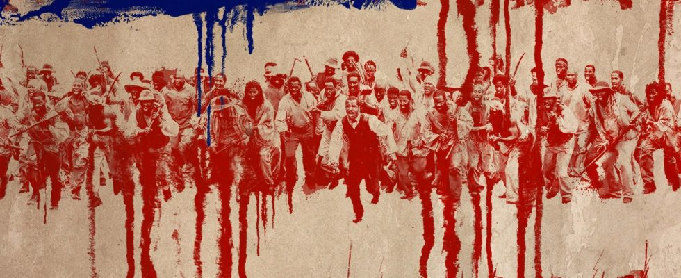 "Affiche du film ""The Birth of a Nation"""