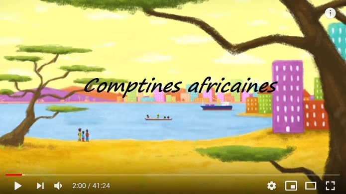 comptines-africaines