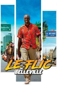 """Affiche du film """"Le Flic de Belleville"""""""