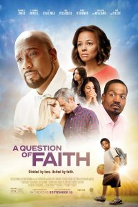 "Affiche du film ""A Question of Faith"""