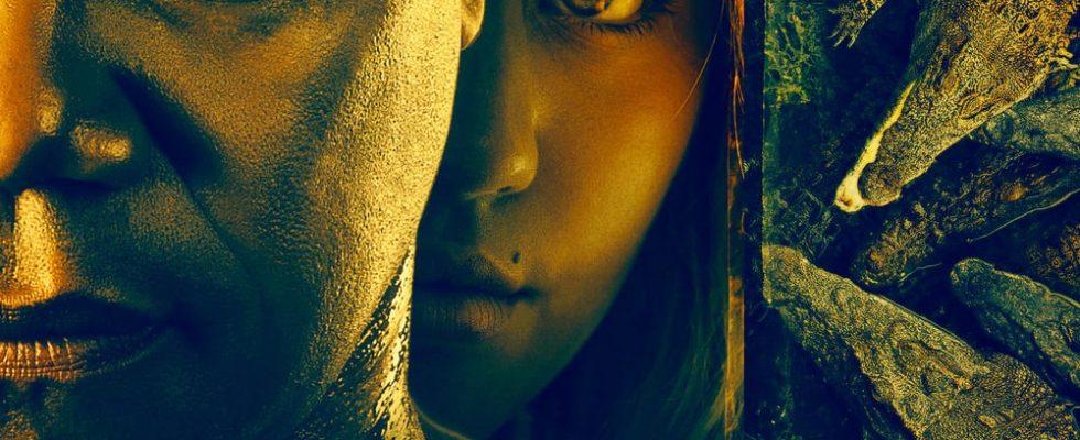 """Affiche du film """"Bayou Caviar"""""""