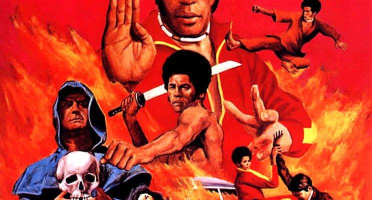 "Affiche du film ""Black Samurai"""