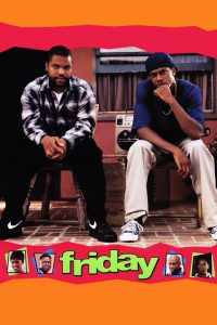 "Affiche du film ""Friday"""