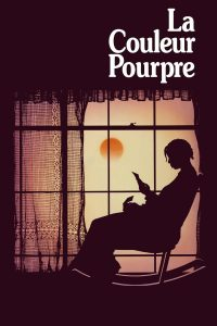 """Affiche du film """"La Couleur Pourpre"""""""