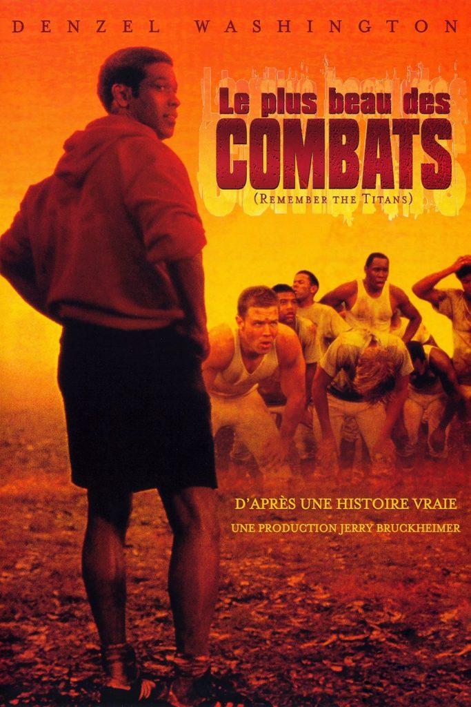 """Affiche du film """"Le plus beau des combats"""""""