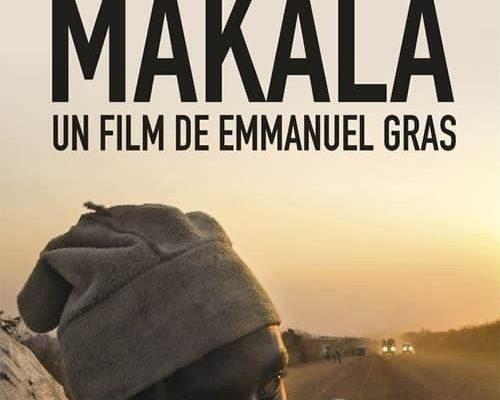 """Affiche du film """"Makala"""""""