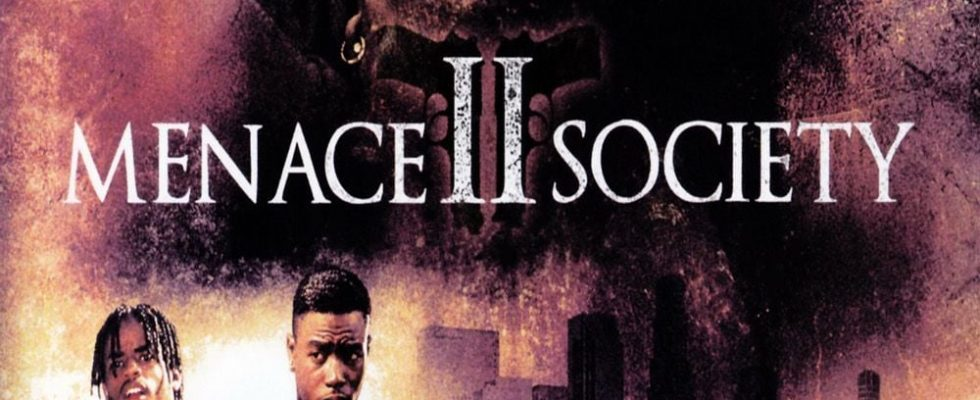 "Affiche du film ""Menace II Society"""