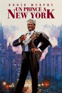 "Affiche du film ""Un Prince à New York"""