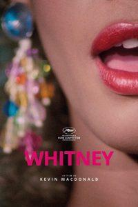 """Affiche du film """"Whitney"""""""