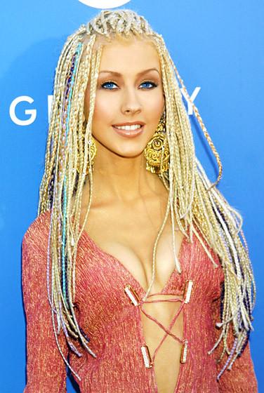 Aguilera tresses africaines