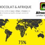 inforgraphie afrique chocolat