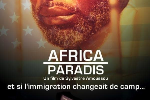 "Affiche du film ""Africa paradis"""