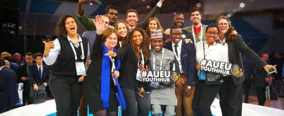 aueu youth hub