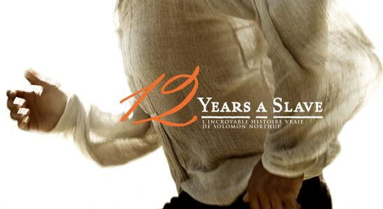 "Affiche du film ""12 Years a Slave"""