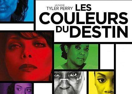 "Affiche du film ""For Colored Girls"""