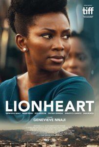 """Affiche du film """"Lionheart"""""""