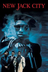 "Affiche du film ""New Jack City"""