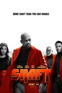 "Affiche du film ""Shaft"""