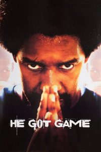 "Affiche du film ""He Got Game"""
