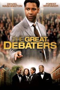 "Affiche du film ""The Great Debaters"""