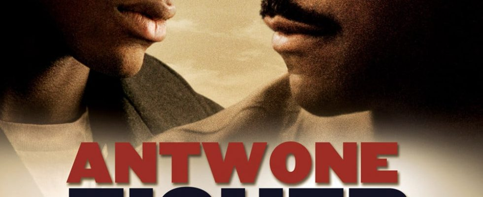 "Affiche du film ""Antwone Fisher"""