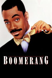 "Affiche du film ""Boomerang"""