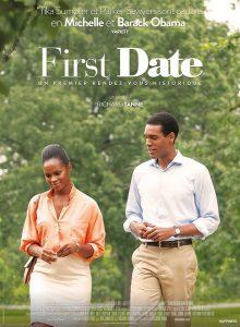 """Affiche du film """"First date"""""""
