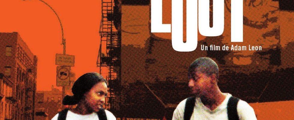 "Affiche du film ""Gimme the Loot"""