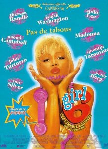 "Affiche du film ""Girl 6"""