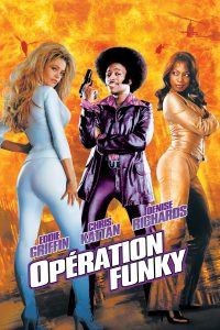 "Affiche du film ""Opération Funky"""