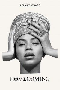 """Affiche du film """"HOMECOMING : Un film de Beyoncé"""""""