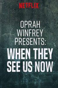 "Affiche du film ""Oprah Winfrey présente : Dans leur regard"""