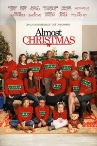 "Affiche du film ""Almost Christmas"""
