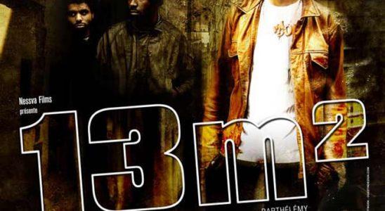 """Affiche du film """"13 m²"""""""