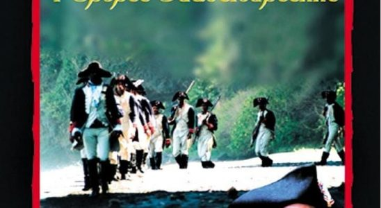 """Affiche du film """"1802: The Epopee Inhabitant of Guadeloupe"""""""