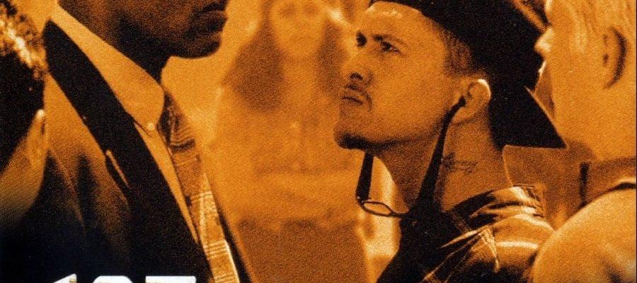 "Affiche du film ""187 : Code meurtre"""