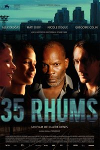 "Affiche du film ""35 Rhums"""