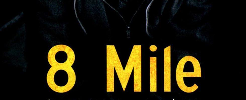 "Affiche du film ""8 Mile"""