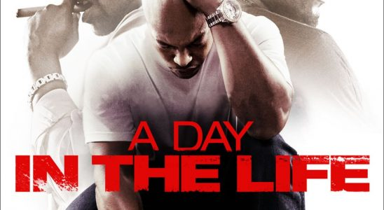 """Affiche du film """"A Day In The Life"""""""